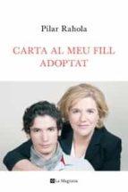 carta al meu fill adoptat-pilar rahola-9788482645346