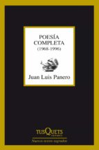 poesia completa (1968 1996) juan luis panero 9788483105146