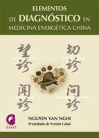 elementos de diagnostico en medicina energetica china-nguyen van nghi-9788483528846