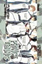 the princes of tennis nº 29 takeshi konomi 9788483577646