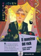 el monstruo del rock (incluye cd) 9788484432746