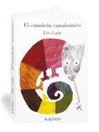 el camaleon camaleonico-eric carle-9788488342546