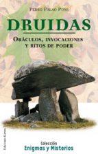 druidas: oraculos, invocaciones y ritos de poder-pedro palao pons-9788488885746