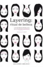 layering: ritual de belleza-elodie joy jaubert-9788491110446