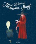 13 historias de hechiceros y de magos-9788492691746