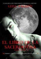 el libro de la sacerdotisa, sga vanir ii (ebook)-lena valenti-9788493817046