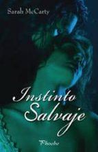instinto salvaje sarah mccarty 9788496952546