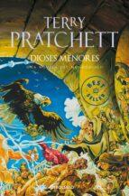 dioses menores (mundodisco 13 / dioses 2 / monjes de la historia 1) terry pratchett 9788497592246