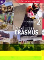 destino erasmus 2 (incluye cd) 9788497784146
