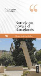 barcelona nova i metropolitana 9788498093346