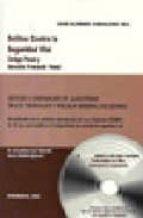 delitos contra la seguridad vial. codigo penal y derecho procesal penal: sintesis y ordenacion de la doctrina de los tribunales y fiscalia general del estado jose alfredo caballero gea 9788498491746