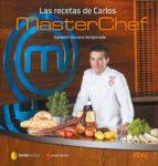 masterchef: las recetas de carlos (ganador tercera temporada)-carlos maldonado-9788499985046