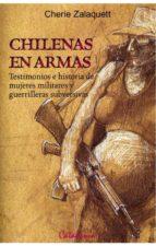 chilenas en armas (ebook)-cherie zalaquett-9789563246346