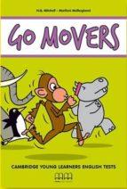 go movers class cds + teacher´s notes 9789605094546
