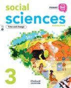 think social science 3º primaria cuaderno de ejercicios  modulo 2 bilingüe-9780190516956
