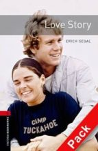 love story (incluye cd) (obl 3: oxford bookworms library) 9780194793056
