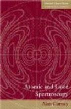 atomic and laser spectroscopy-alan corney-9780199211456