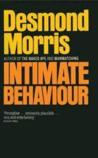 intimate behaviour-desmond morris-9780224101356