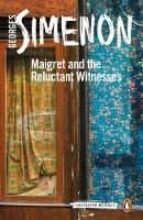 maigret and the reluctant witness georges simenon 9780241303856