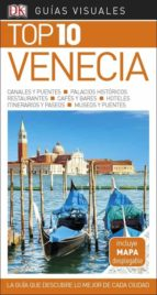 venecia 2018 (guia visual top 10)-9780241338056