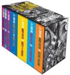 harry potter: the complete collection (adult paperback) j.k. rowling 9781408850756