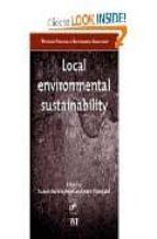 Local environmental sustainability Libros para descargar en ipod