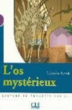 l os mmysterieux lecture cle niveau 1-catherine favret-9782090316056