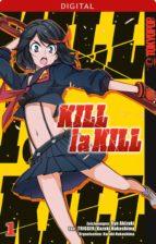 kill la kill 01 (ebook)-9783842017856