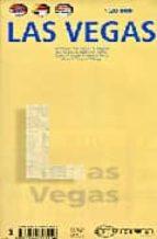 las vegas, plano callejero (1:20000) 9783866093256