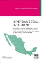 inversión social inteligente (ebook)-9786077610656