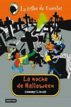 la tribu de camelot 12: la noche de halloween-gemma lienas-9788408007456