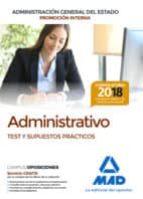 administrativo de la administración general del estado (turno libre). temario (vol. 3)-9788414214756