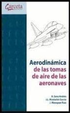 aerodinamicas de las tomas de aire de la aeronaves 9788415452256