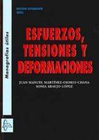 esfuerzos, tensiones y deformaciones-juan manuel martinez osorio-9788415475156