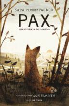 pax: una historia de paz y amistad sara pennypacker 9788415594956