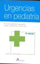 urgencias en pediatria (5ª ed.) jordi pou i fernandez 9788415950356