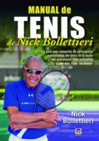 manual de tenis de nick bollettieri nick bollettieri 9788416676156
