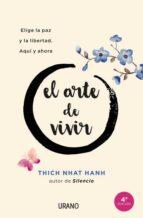 el arte de vivir thich nhat hanh 9788416720156