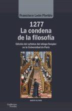 1277: la condena de la filosofia 9788417134556