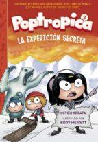 la expedicion secreta (poptropica 2) jack chabert 9788420484556