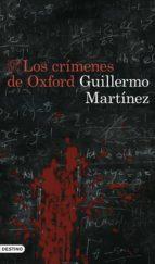 los crímenes de oxford (ebook) guillermo martinez 9788423355556