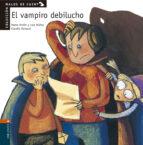 el vampiro debilucho rocio anton lola nuñez 9788426349156