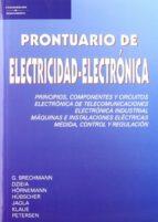 prontuario de electricidad electronica g. brechman 9788428322256