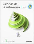 ciencias naturales 1º eso (los caminos del saber) (2010)-9788429418156