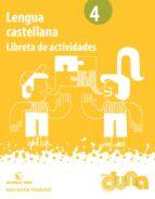 El libro de Cuaderno lengua 4º primaria duna actividades ed 2015 autor VV.AA. DOC!