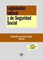 legislacion laboral y de seguridad social (18ª ed.)-9788430969456