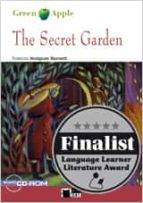 the secret garden. book + cd francesc hodgson burnett 9788431693756