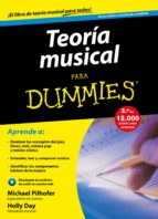 teoria musical para dummies-michael pilhofer-holly day-9788432902956