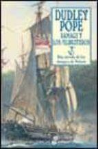 ramage y los filibusteros: una novela de los tiempos de nelson-dudley pope-9788435060356