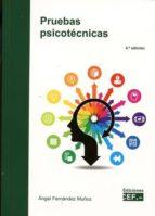 pruebas psicotecnicas-angel fernandez muñoz-9788445433256